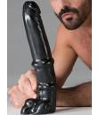 DARK CRYSTAL ONNO DILDO BLACK Fallo Gigante 37 x 7,5 cm.