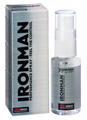 Spray Ritardante per Uomo IRONMAN by Joydivision - 30 ml.