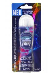 Lubrificante Durex Perfect Glide 50ml a Base Siliconica