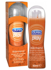 "Gel Lubrificante/Stimolante Durex ""Play Warming"" - 50 Ml"