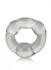 """Oxballs Anello Fallico In FLEX-TPR® Elastico """"Thruster"""" Clear"""