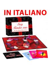 Gioco da Tavolo Erotico Randez Vous in ITALIANO