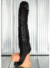 Guaina Fallica Tsx Scrotamax Extender 33 X 4,5 cm. (+10 cm.)