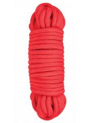 Corda Rossa per Bondage BDSM e Shibari 10 Metri