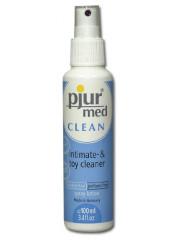 """Spray Pjur Med """"Clean"""" Igiene Intima E Accessori - 100 Ml"""