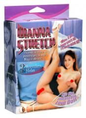 "Bambola Gonfiabile ""Dianna Stretch"""