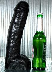 ALL BLACK Fallo Realistico 29 X 6,5 cm.
