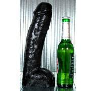 ALL BLACK Fallo GIGANTE Realistico 29 X 6,5 cm.