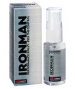 Spray Ritardante per Uomo IRONMAN by Joydivision - 30 ml.