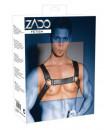 Imbracatura Bdsm Harness per Uomo in Pelle - Regolabile