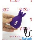 Polipetto Stimolatore Clitoride Ricaricabile USB 9 x 5 cm.