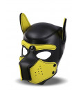 Puppy Mask per Dogplay Maschera da Cane in Neoprene
