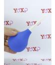 Clistere doccia anale e vaginale di colore azzurro
