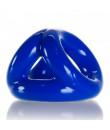 OXBALLS  - CockSling Tri-Sport in TPR Elastico Blue