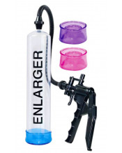 Sviluppatore Pene A Pompa Extra Large 29 X 6,5 Cm.