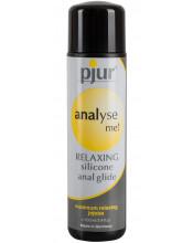 PJUR Relaxing Anal - Gel Lubrificante e Rilassante Anale con Estratti di Jojoba 100 ML.