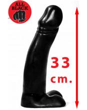 Fallo Gigante Nero ALL BLACK 33 x 6,5 cm.