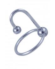MOI - Sperm Stopper in Acciaio Chirurgico Diametro 25 mm