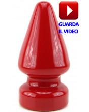 Red Boy The Challenge XL Butt Plug Doc Johnson 23 x 11 cm.