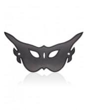 Maschera Nera da Farfalla Larga 29 cm.