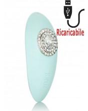 Stimolatore Clitoride e Vagina per Stimolazione Esterna Ricaricabile USB