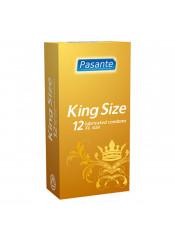 PASANTE PROFILATTICI EXTRA LARGE KING SIZE 12 PEZZI