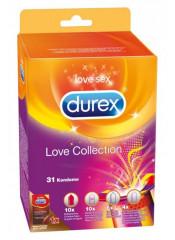 Profilattici Durex Love Connection 31 pezzi