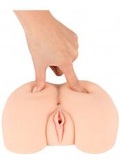 Culetto a Pecorina - Vagina ed Ano Penetrabili