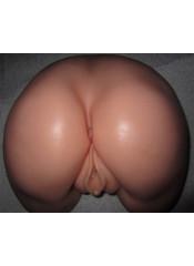 Ano Realistico Mandy Mystery Con Ano E Vagina Per Scopate A Pecorina