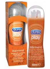 """Gel Lubrificante Durex """"Play Warming"""" Effetto Riscaldante - 50 Ml."""