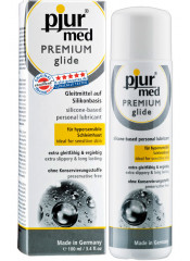 PJUR Med Premium 100 Lubrificante Siliconico per Pelli Sensibili