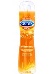 """DUREX Gel Lubrificante """"Play Warming"""" Effetto Riscaldante - 100 ml."""