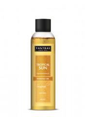 Tantras Olio Massaggi Fragranza Tropical Sun con Feromoni 150 ml.