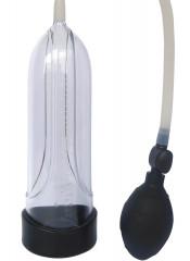 MOJO Sviluppatore per il Pene a Pompa in Acrilico e Silicone 21 x 6 cm.