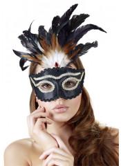 "Burlesque Maschera ""MISTERO"" Carnevale di Venezia"
