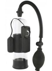 """Sviluppatore A Pompa con Vibrazione  """"Power Pump"""" 19 X 5 Cm."""