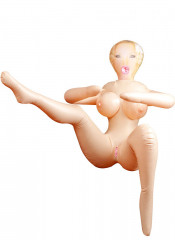 Bambola Gonfiabile POMPINARA VALENTINE Kelly Carmell