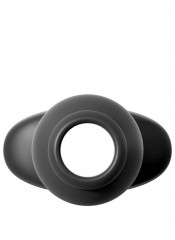 Cuneo Anale a Tunnel Cavo in silicone Open Wide 7,2 X 5 cm
