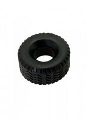 Anello fallico Timeless Tyre Nero