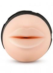 Masturbatore Bocca Luscious Lips 23 cm.