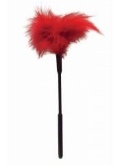 Piumino Rosso per Solletico 33 cm
