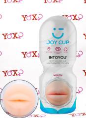 Masturbatore a forma di bocca - Joy Cup Provocative
