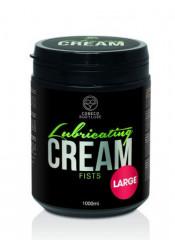 Crema lubrificante per fisting rilassante anale 1000 ml.