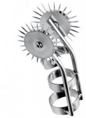 Doppia Ruota da Dito con Punte in Metallo Diametro 2,2 cm.