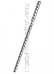 Sonda Stimolatore Dilatatore Uretra in Acciaio Chirurgico Diam. 0,8 - 0,9 cm.
