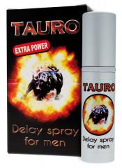 """RITARDANTE TAURO EXTRA FORTE - CONTRO EIACULAZONE PRECOCE """"Tauro Black"""" - 5 ML"""