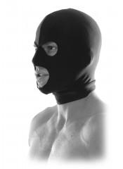 Cappuccio Ski Mask Balaclava In Spandex Bdsm