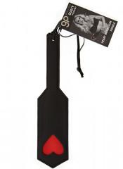 GUILTY PLEASURE Sculacciatore in Ecopelle con Marchio Cuore 31 cm.