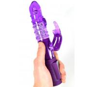 Vibratore Rabbit Rotante Multivelocità 23 X 4 cm.